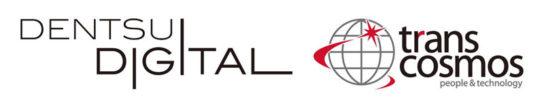 20170914dentsu 544x101 - 電通、トランスコスモス/デジタルマーケティングで新会社