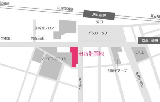 20180409parco2 544x345 - パルコ/旧・さいか屋川崎店跡地に「川崎ゼロゲート(仮称)」出店