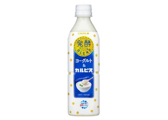 20180613asahi 544x391 - アサヒ/発酵でおいしく健康に「ヨーグルト&カルピス」