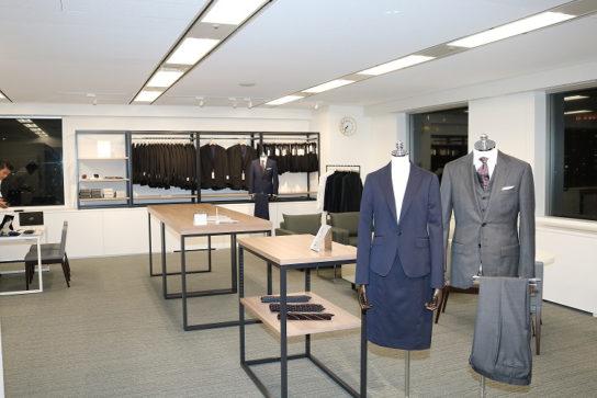 20180914kasi1 544x363 - オンワード/オーダーメイドスーツの予約制ガイドショップ4店出店