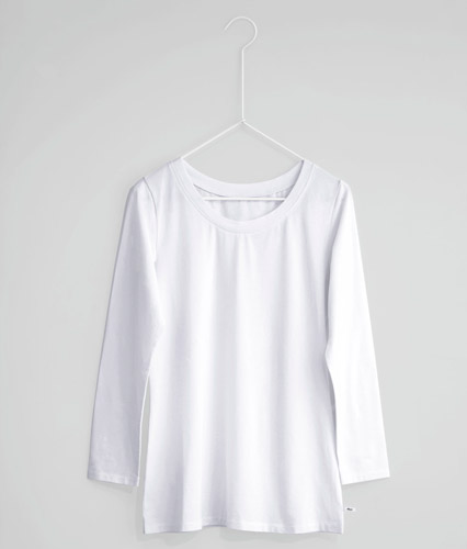 20181009on3 - オンワード/「着る」化粧品、美容成分配合のTシャツ発売