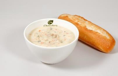 20181010chau2 - チャウダーズ/フライト・オブ・ドリームズに出店、具だくさんスープ提供