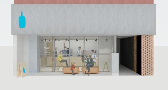 20190213blue1 544x292 - ブルーボトルコーヒー/池袋に国内12店舗目のカフェをオープン