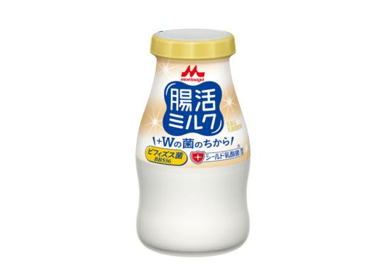 20190315morinaga 544x395 - 森永乳業/ビフィズス菌、シールド乳酸菌入り「腸活ミルク」