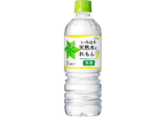 20190404coca 544x385 - コカ・コーラ/無糖フレーバーウォーター「い・ろ・は・す 天然水にれもん」
