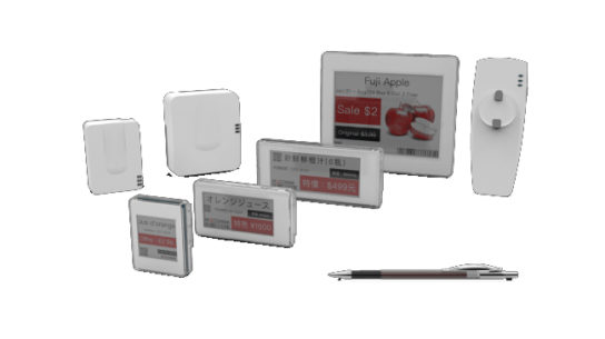 20190904fuji1 544x305 - フジテックス/流通業向け電子棚札「D-ESL」発売