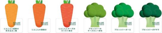 20191106seiyu2 544x113 - 西友/子どもの野菜嫌い克服「KIDS LOVE VEGETABLES」プロジェクト