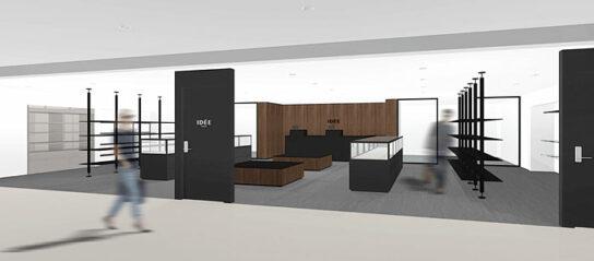 20200702idee 544x239 - 良品計画/「グランスタ東京」にインテリア新業態「IDEE TOKYO」