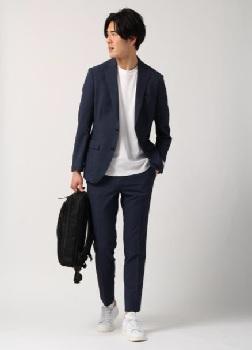 0729aoyama0 - 青山商事/テレワーク普及などでビジネスTシャツ販売数が前年比70%増