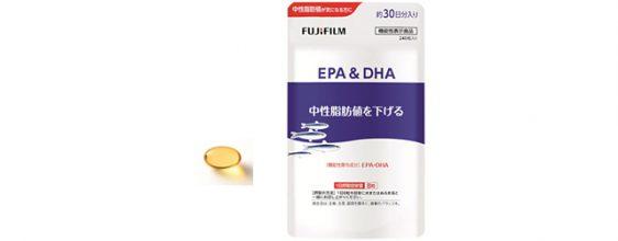20170608fuji 562x220 - 富士フイルム/中性脂肪値を下げる機能性表示食品「EPA&DHA」